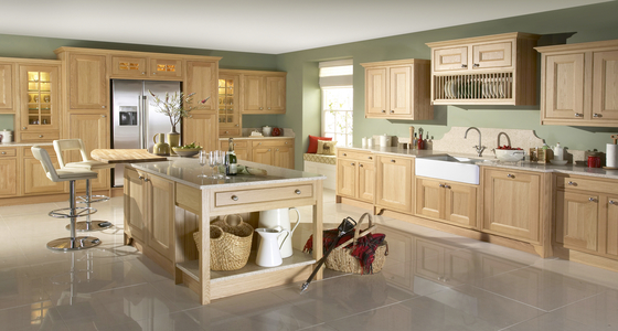 Burbidge Tetbury Natural Oak