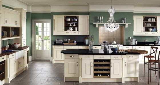 Kitchen Stori Windsor Classic Ivory