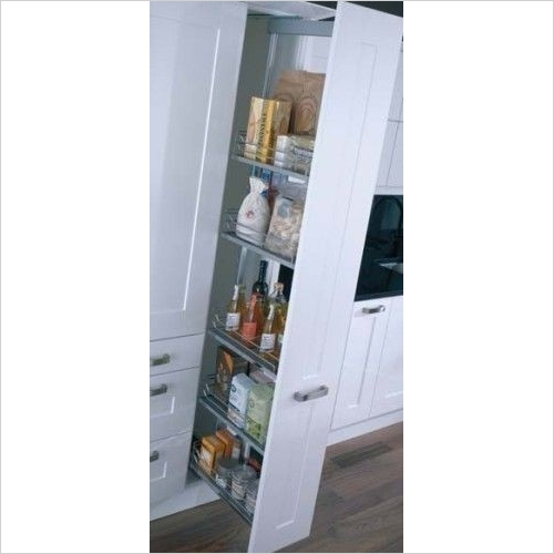 Kessebohmer - Arena Classic, 300mm Full Extension Larder Unit