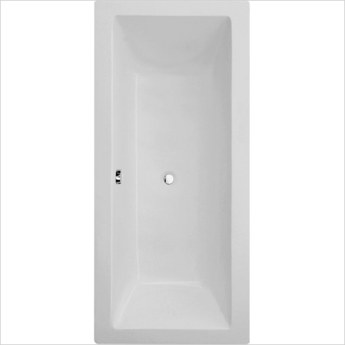 Aquabathe - Carrera 1700 x 750mm Double Ended Bath