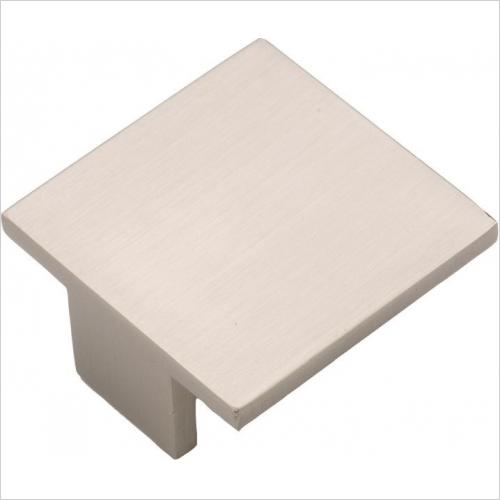 DIY Luxury Kitchens - 61588 Piazza Handle 50 x 50mm, 32mm Centres