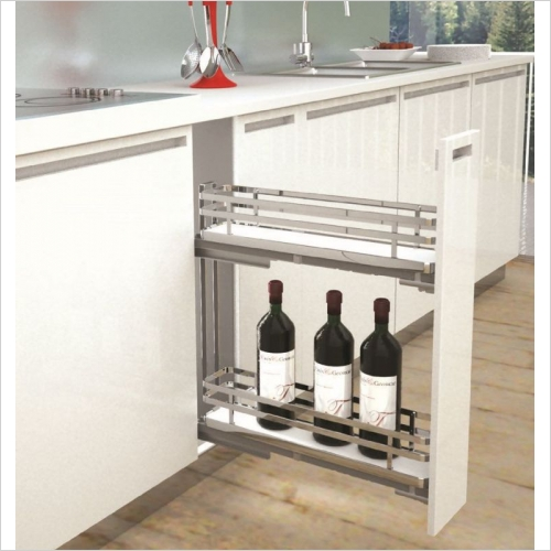Sige Storage Solutions - Apollo Narrow Pull-Out, 150mm Wide Unit