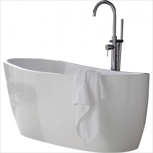 Aquabathe - Pano 1800x800mm Luxury Freestanding Slipper Bath