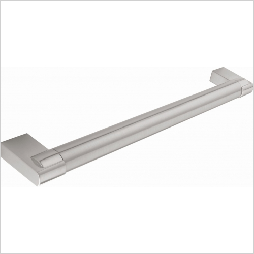 Second Nature Handles - 18mm Diameter Bar Handle, 128mm