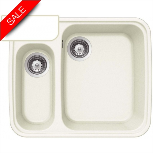 Schock Sinks - Schock Solido Cristalite 1.5 Undermount Bowl Sink