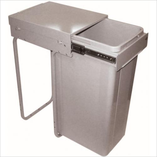 Herbert Direct Waste Bins - Large Capacity Bin 300mm
