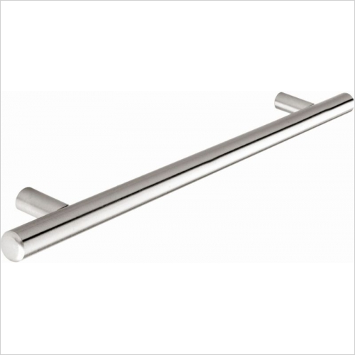 Second Nature Handles - Bar Handle, 12mm Diameter, 188mm Long
