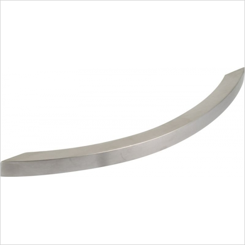 Hafele Handles - Metropolis Bow Handle 304 160mm cc