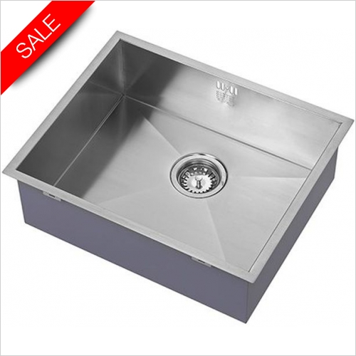 The 1810 Company Sinks - Zenuno 500U Undermount Sink
