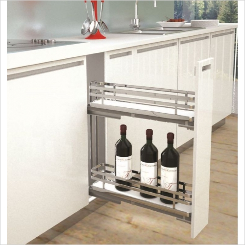 Sige Storage Solutions - Apollo Narrow Pull-Out, 200mm Wide Unit