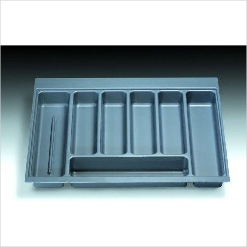 Blum - Blum Tandem Cutlery Tray, 400mm Unit, Plastic