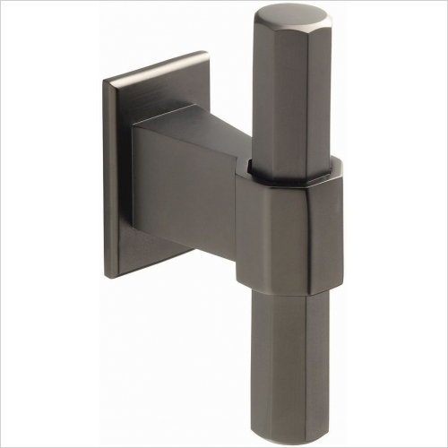 Second Nature Handles - Hexagonal T-Bar 68mm Length