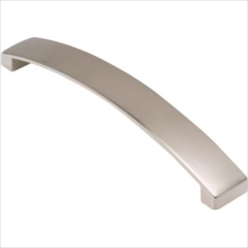 DIY Luxury Kitchens - 80401 Wide Strap Handle 192mm Centres