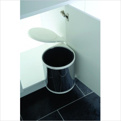 Second Nature Waste Bins - Automatic Waste Bin, 13 Litre
