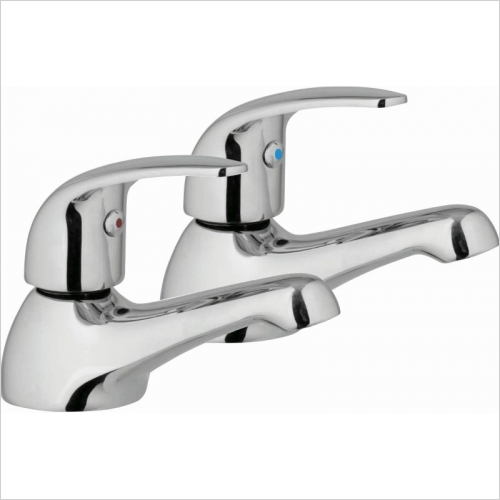 Aquaflow - Compact Basin Taps MP