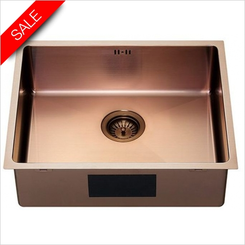The 1810 Company Sinks - Zenuno 15 500U Undermount Sink