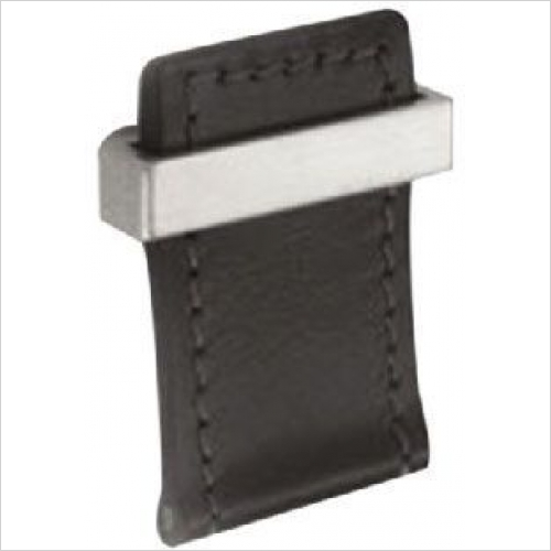 Herbert Direct Handles - Leather Tab Tab Handle 41mm