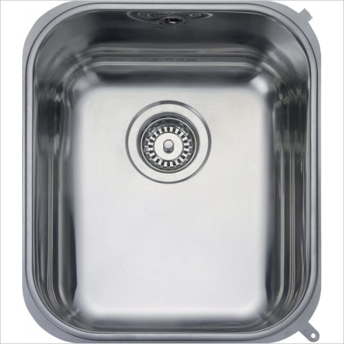 Rangemaster Sinks - Rangemaster Classic UB35 Single Bowl Sink