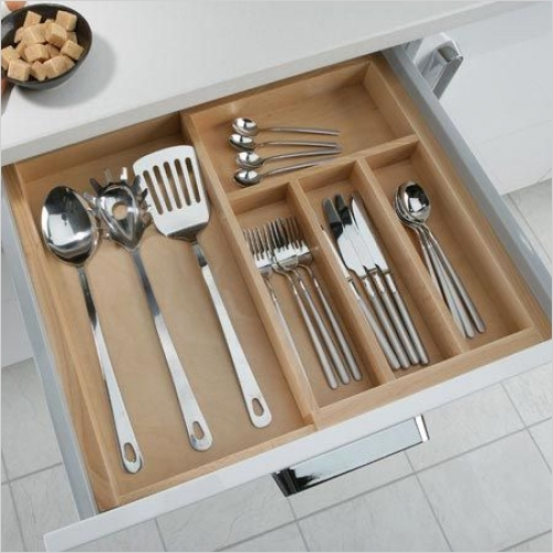 Hafele Storage Solutions - eXTray Cutlery Insert 420/400-600mm