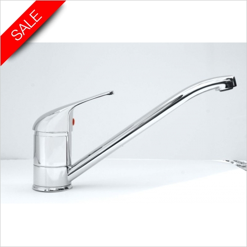 Clearwater Kitchen Sinks - Creta Single Lever Monobloc Mixer Aerated Regulated