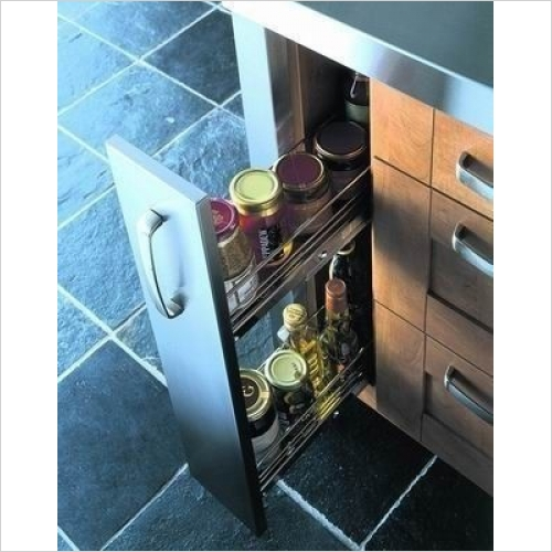 Kessebohmer - Classic Base Unit Pull-Out, 150mm Wide