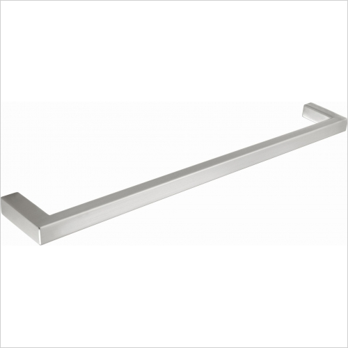 Second Nature Handles - Bar Handle Square, 128mm