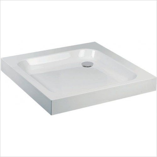 Aquaglass - Aquaglass Standard 1000x1000mm Shower Tray