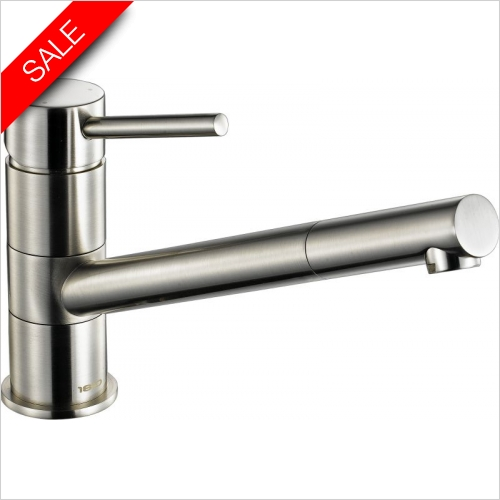 The 1810 Company Taps - Pluie Angled Spout Tap