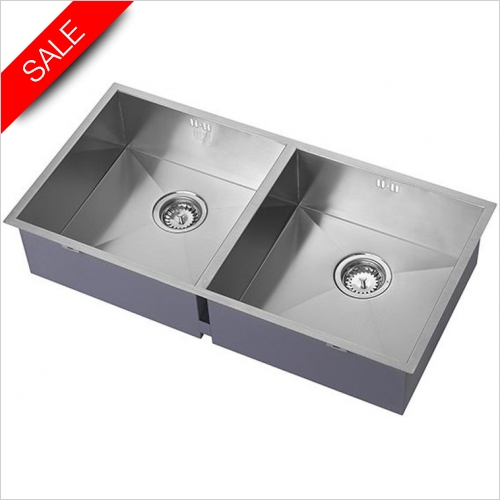 The 1810 Company Sinks - Zenduo 400/400U Undermount Sink
