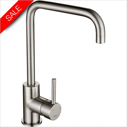 The 1810 Company Taps - Cascata Square Spout Tap