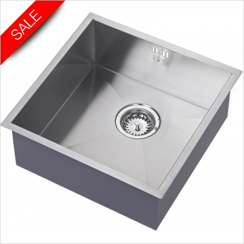 The 1810 Company Sinks - Zenuno 400U Undermount Sink