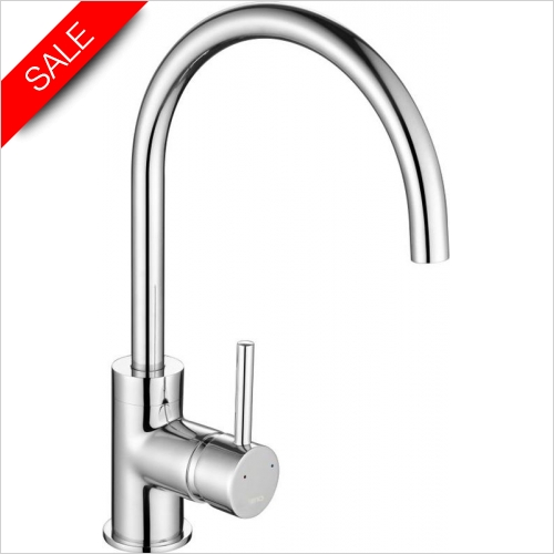 Courbe Curved Spout Tap