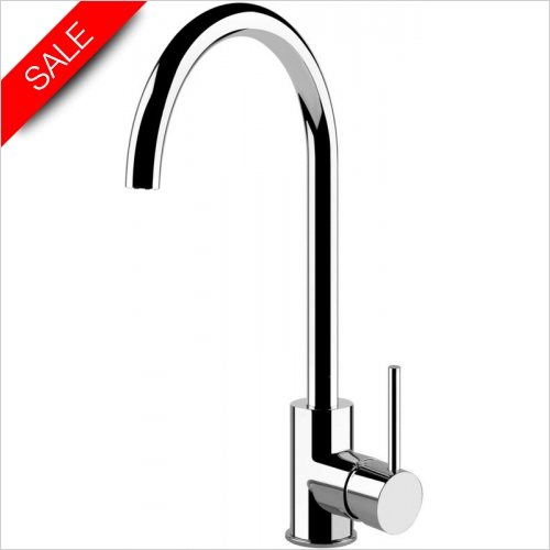 Clearwater Kitchen Sinks - Elara Single Lever Mixer Tap