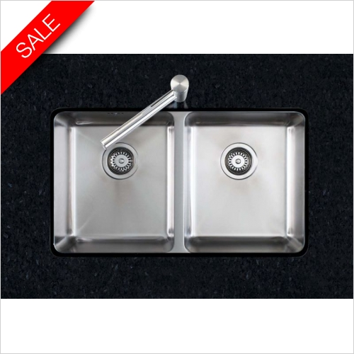 Clearwater Kitchen Sinks - Salsa 2.0 Bowl Sink