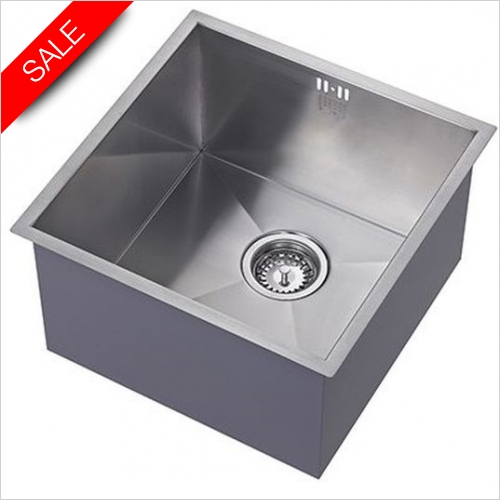 The 1810 Company Sinks - Zenuno 400U Deep Undermount Sink