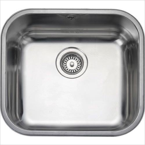 Rangemaster Sinks - Rangemaster Classic UB45 Single Bowl Sink