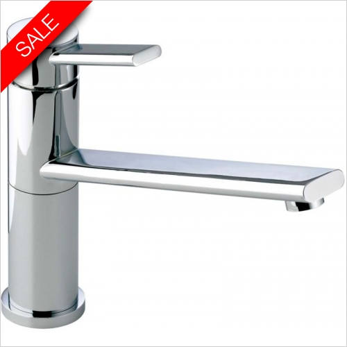 Abode - Abode Specto Single Lever Monobloc With Swivel Spout
