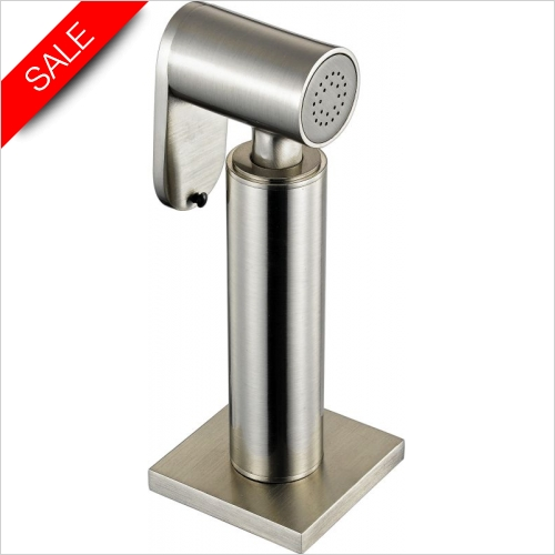 The 1810 Company Taps - Spruzzo Cold Rinse Hand Spray Tap