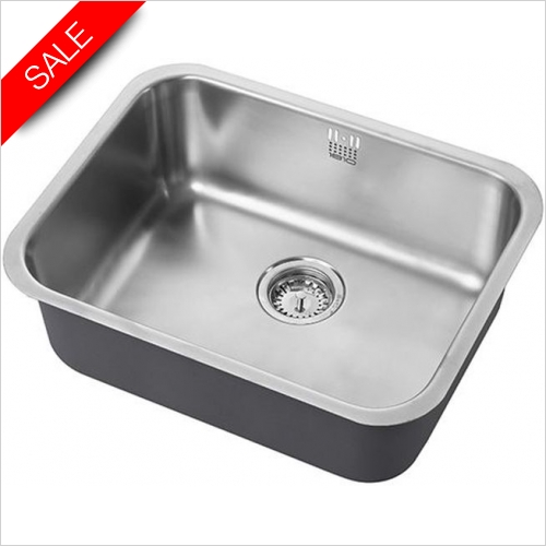 The 1810 Company Sinks - Etrouno 550U Undermount Sink