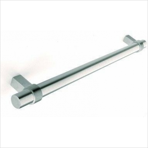 Second Nature Handles - Bar Handle, 128mm