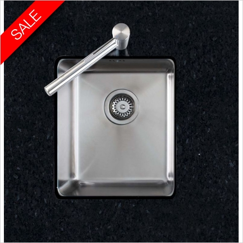 Clearwater Kitchen Sinks - Clearwater Salsa 1.0 Bowl Sink