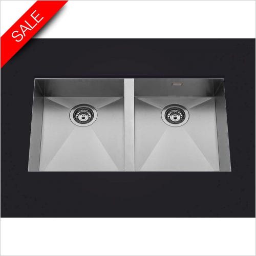 Clearwater Kitchen Sinks - Clearwater Stark Undermount 2.0 Bowl Sink