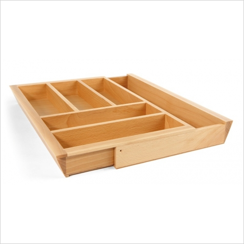 Hafele Storage Solutions - eXTray Cutlery Insert 420/800-1000mm