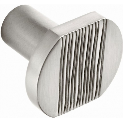 Second Nature Handles - Knob With Textured Centre, 35mm Diameter