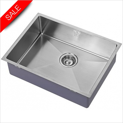 The 1810 Company Sinks - Zenuno 15 550U Undermount Sink
