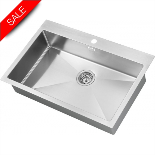 The 1810 Company Sinks - Zenuno 15 700 I-F Undermount Sink