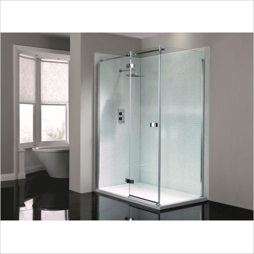 Aquaglass - Prestige2 900mm Side Panel