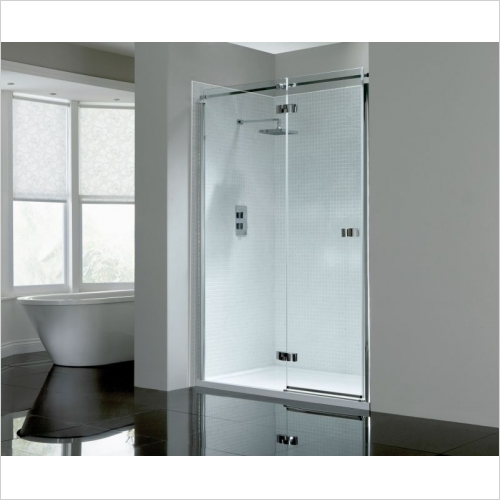 Aquaglass - Prestige2 1400mm Hinge Door LH