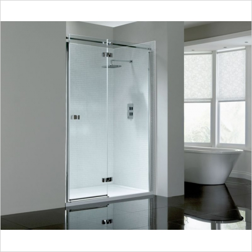 Aquaglass - Prestige2 1400mm Hinge Door RH