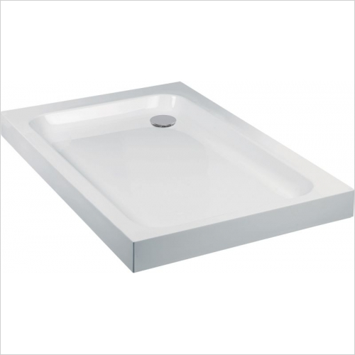 Aquaglass - 1000x700mm Shower Tray